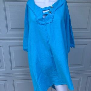 New with tags 3X tunic